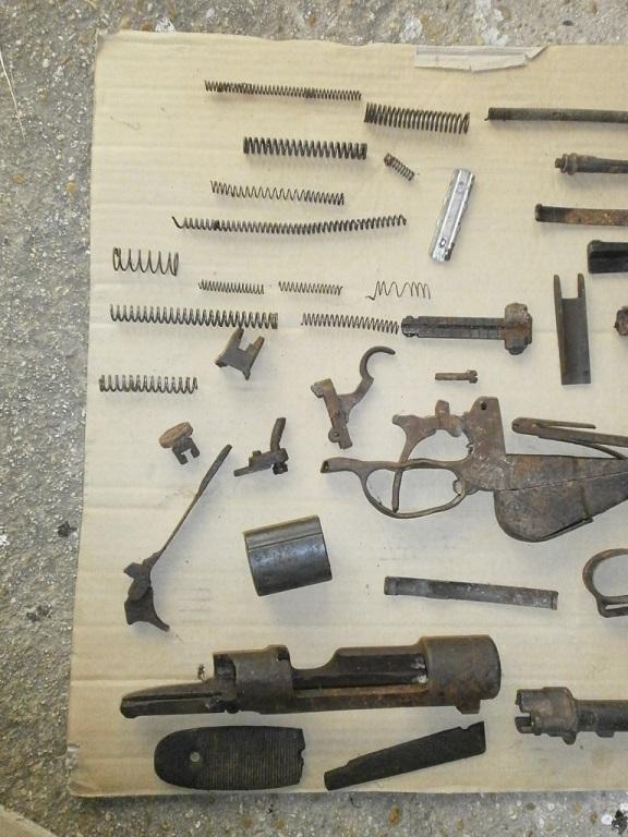 gros lot piece d armes anciennes Lot_1013