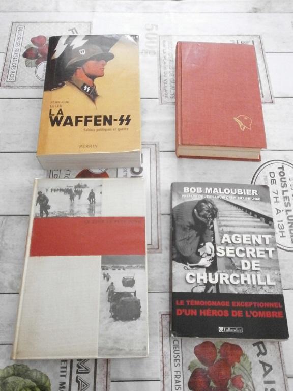 Lecture Afghanistan et WW2 Rommel  Lot_1814