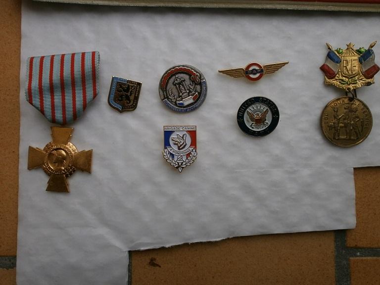 Sortie dans le 77 de la medaille Lot_2010