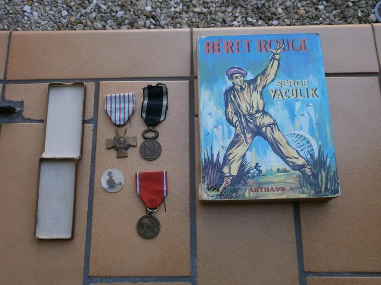 rentrée médailles WW1 Lot_2416