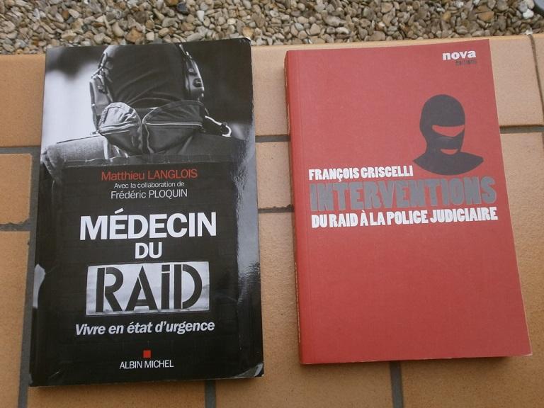 rentée liberation paris et pacifique  + police raid Lot_2610