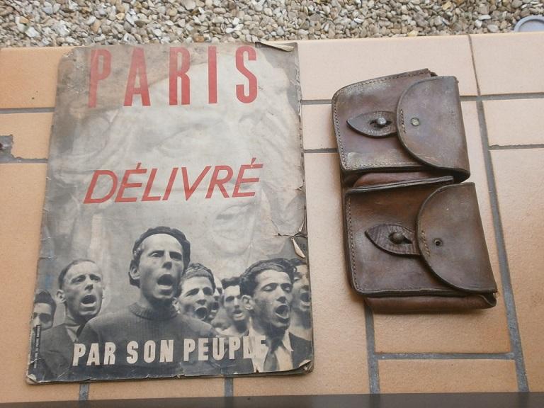 rentée liberation paris et pacifique  + police raid Lot_2611
