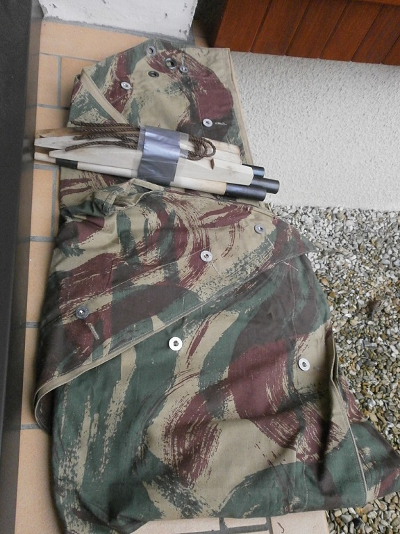 Rentrée russe , bayo 98k israel , artisanat canon 75 Lot_2712