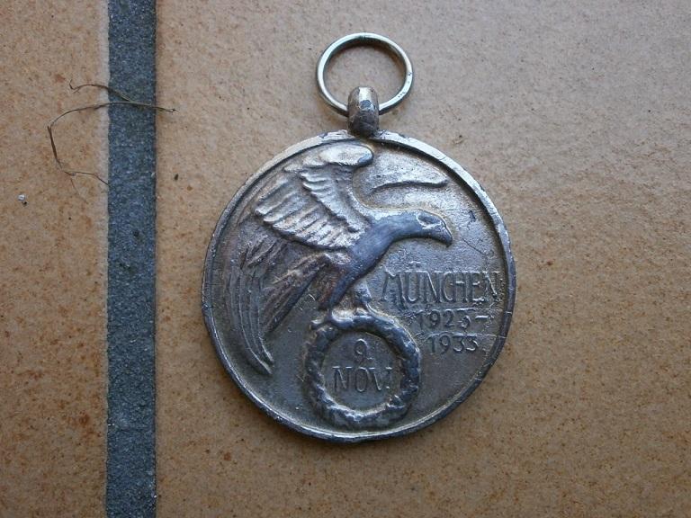 medaille allemande  Medai213