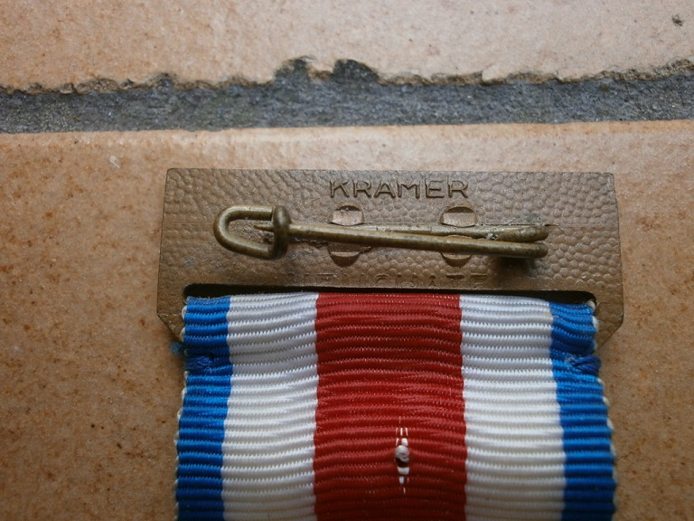 medaille marche de l armistice Medail16