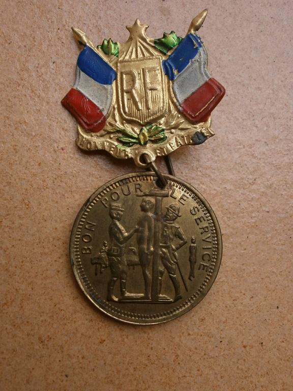 Sortie dans le 77 de la medaille Medail41