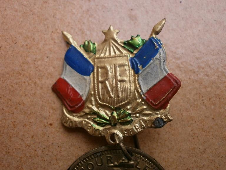 Sortie dans le 77 de la medaille Medail42