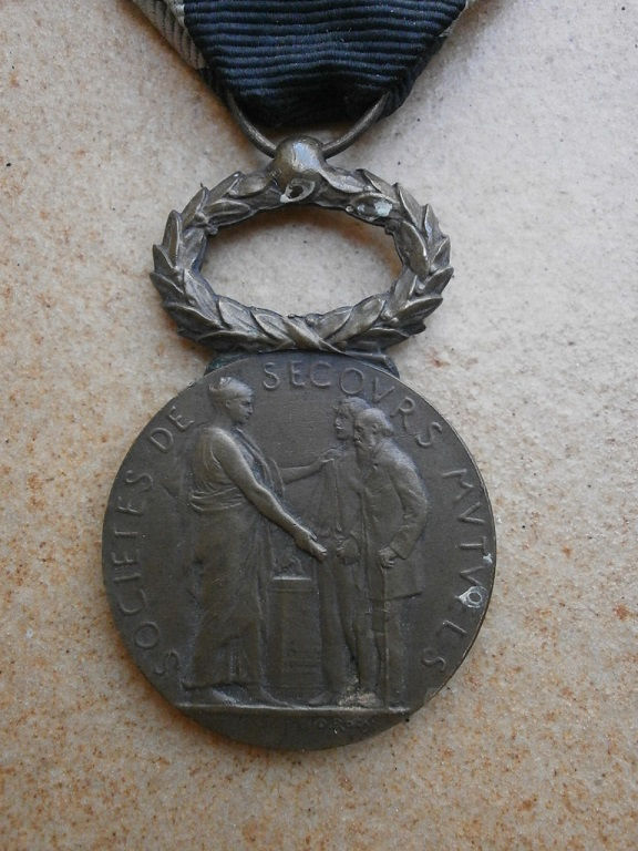 rentrée médailles WW1 Medail86