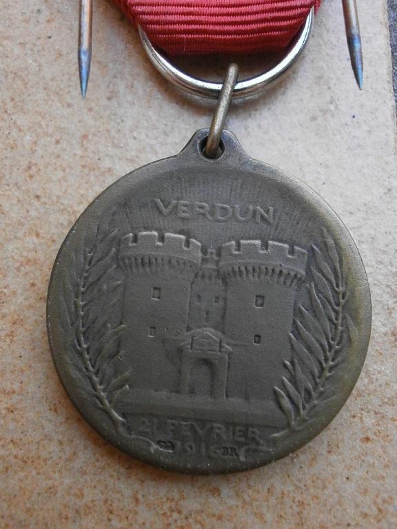 rentrée médailles WW1 Medail90