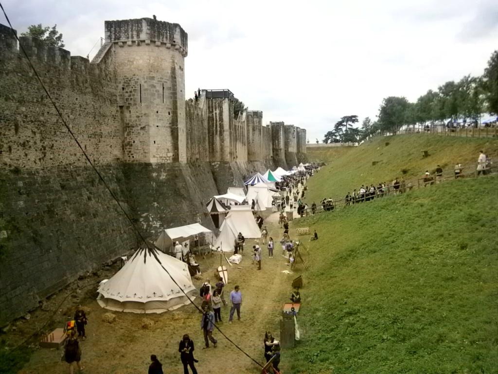 36e Médiévales de Provins les 15 et 16 juin 2019 Mediev18