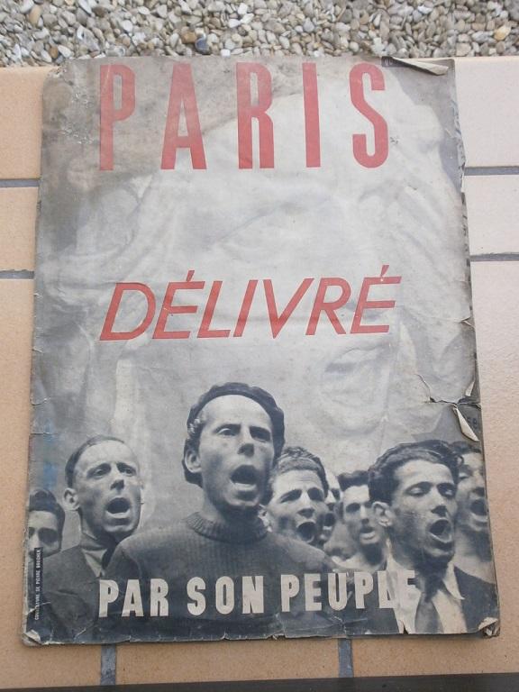 rentée liberation paris et pacifique  + police raid P8260011