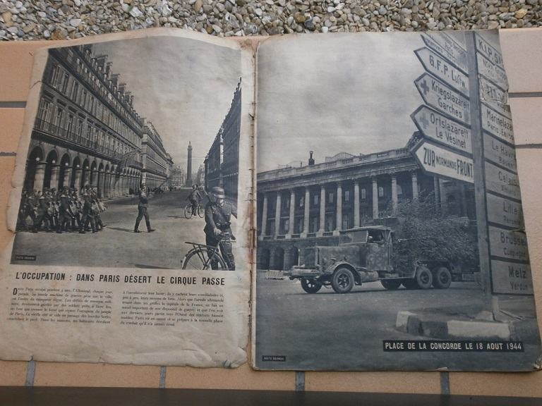 rentée liberation paris et pacifique  + police raid P8260013