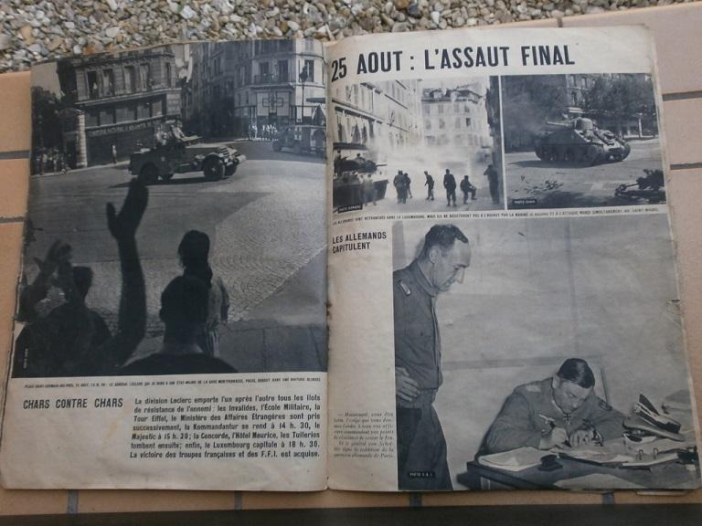rentée liberation paris et pacifique  + police raid P8260015