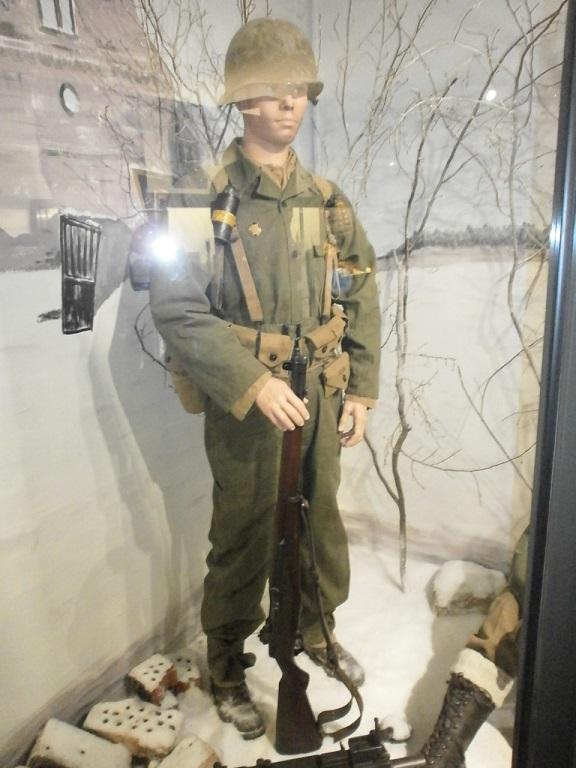 Musée des combats de la poche de Colmar à Turckheim Sejour25
