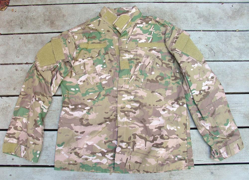 IRAQ Iraqi ACU pattern Multicam E.R.U. E.R.B. E.R.D. ISOF Acu110