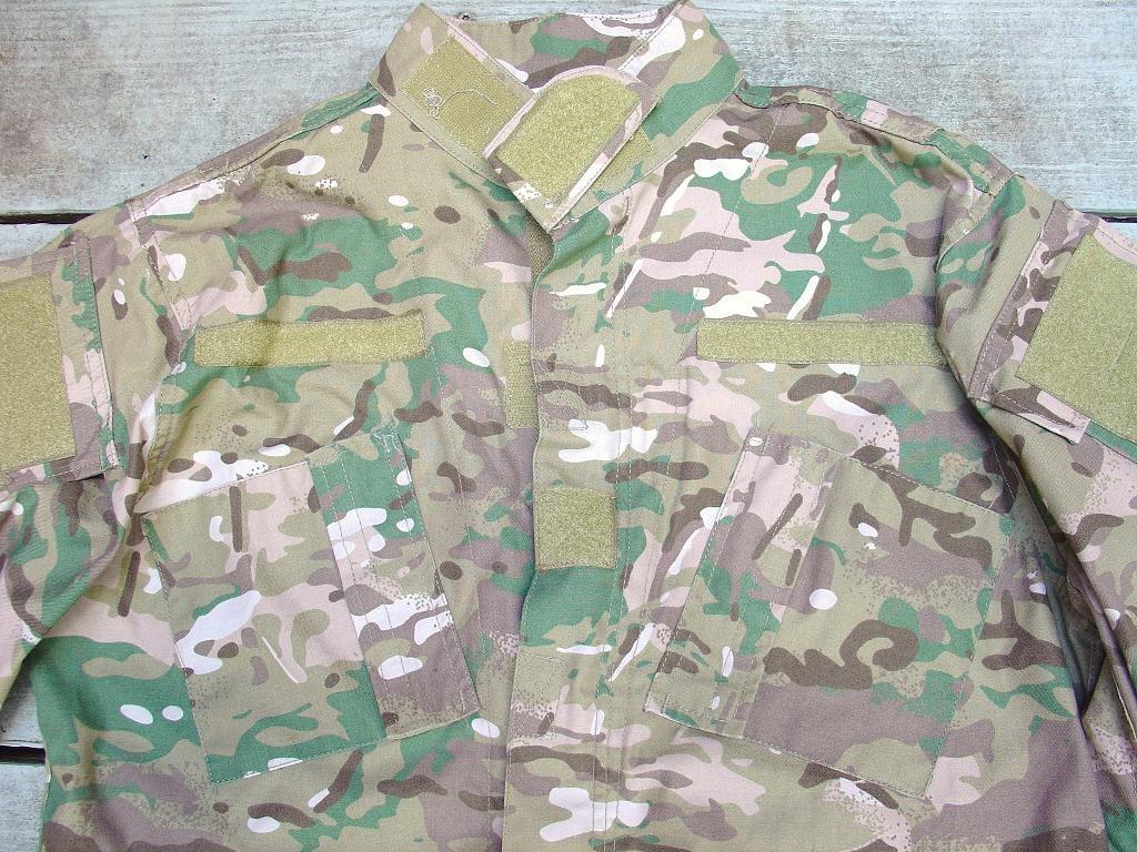 IRAQ Iraqi ACU pattern Multicam E.R.U. E.R.B. E.R.D. ISOF Acu210