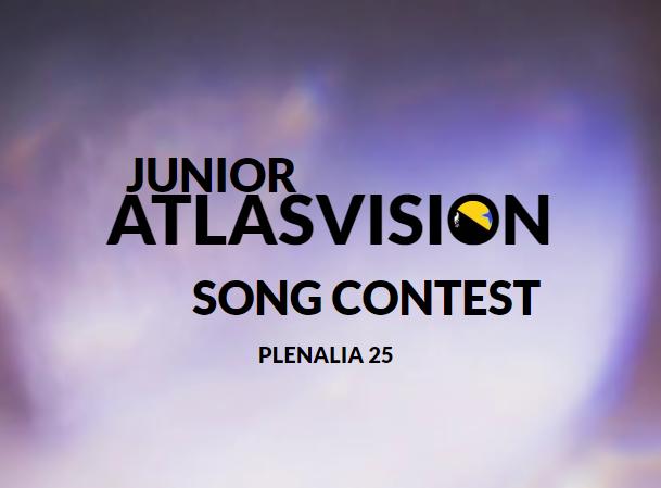 KOD - [GENERAL] Atlasvisión Junior 25 | Plenalia (Gala de resultados día 26 a las 17:00 h) Logo10