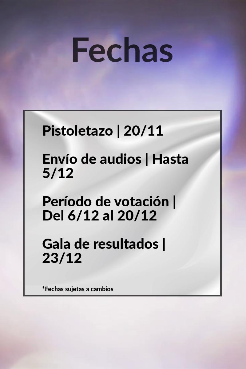 KOD - [GENERAL] Atlasvisión Junior 25 | Plenalia (Gala de resultados día 26 a las 17:00 h) Nmzy6n11