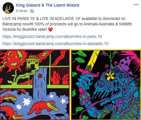 King Gizzard & the Lizard Wizard - Nuevo tema: Honey - ¿Microtonal Vol.2 inminente? - Página 7 Captur23