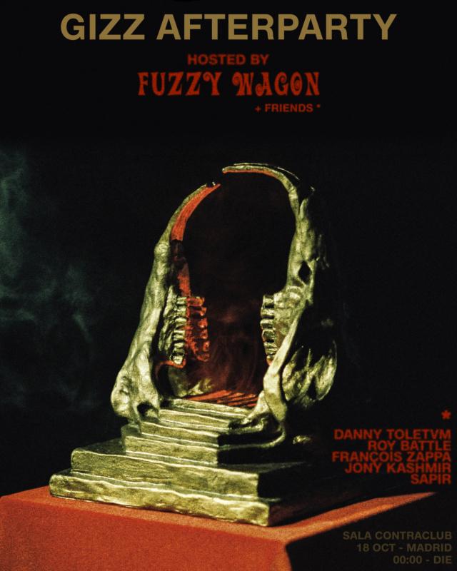 King Gizzard & the Lizard Wizard - INFEST THE RATS' NEST (2019) - Página 20 Fuzzy_10