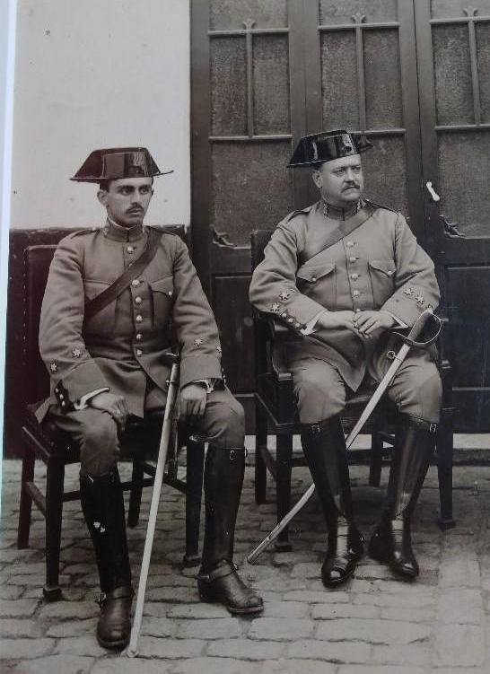 Queles sabres pour la cavalerie en 1870 11664212