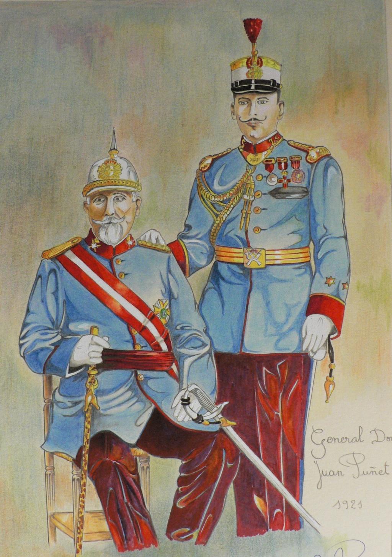 Casque espagnol mod. 1908 pour général P1160310
