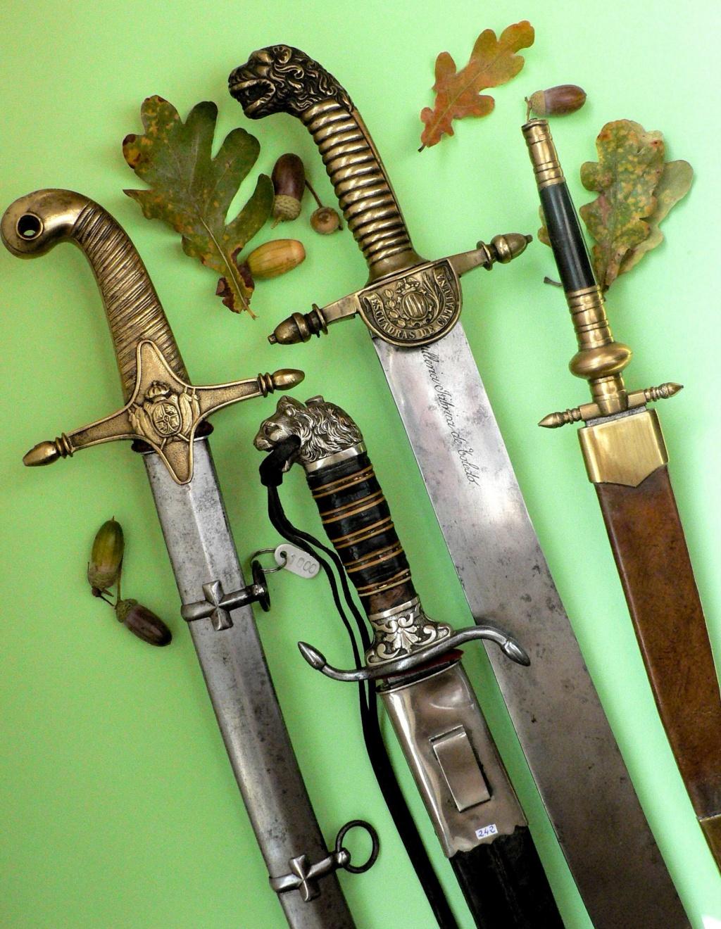 Les glans de chêne et les armes blanches P1160511