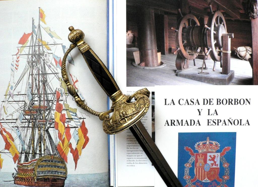 Espagne: épée d'officier de Marine 1814 P1180013