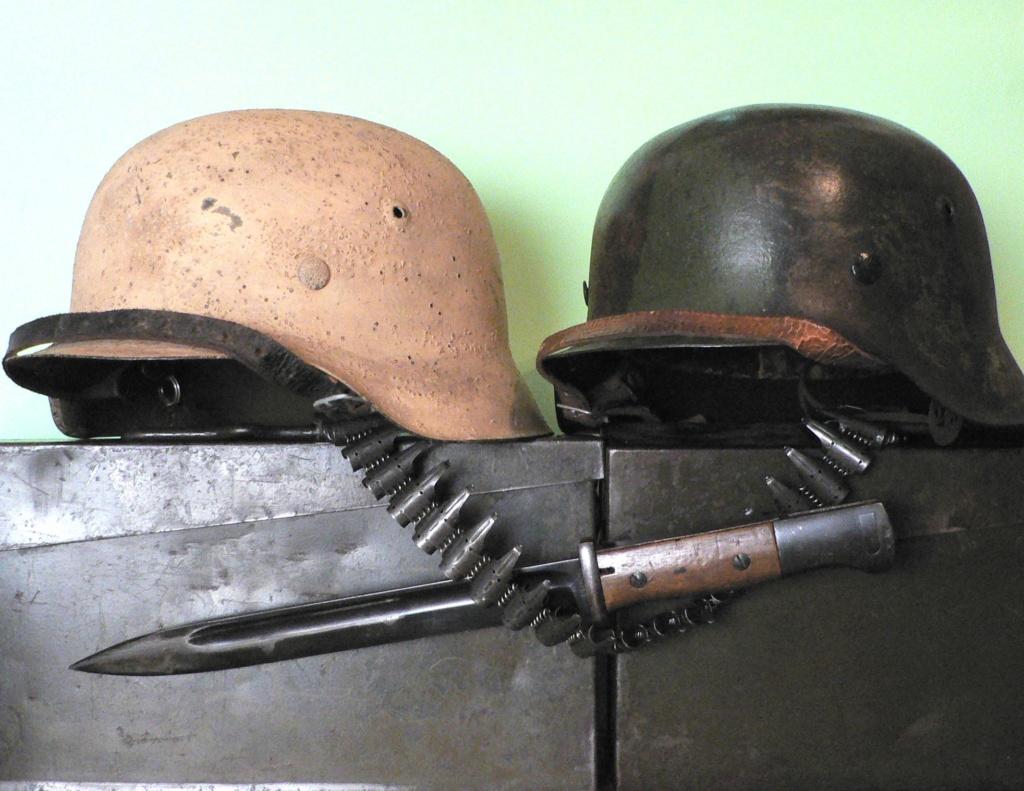 La folie des M35 et autres casques teutons - Page 2 P1180014