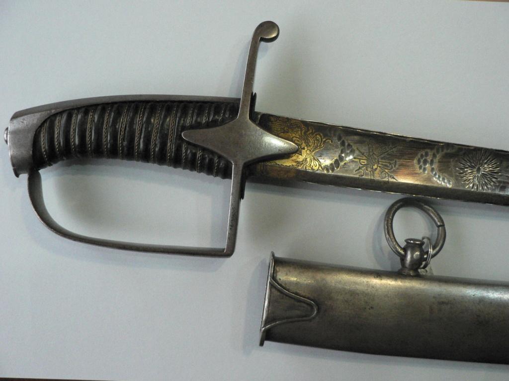 Sabre de Hussard Allemand P1190412