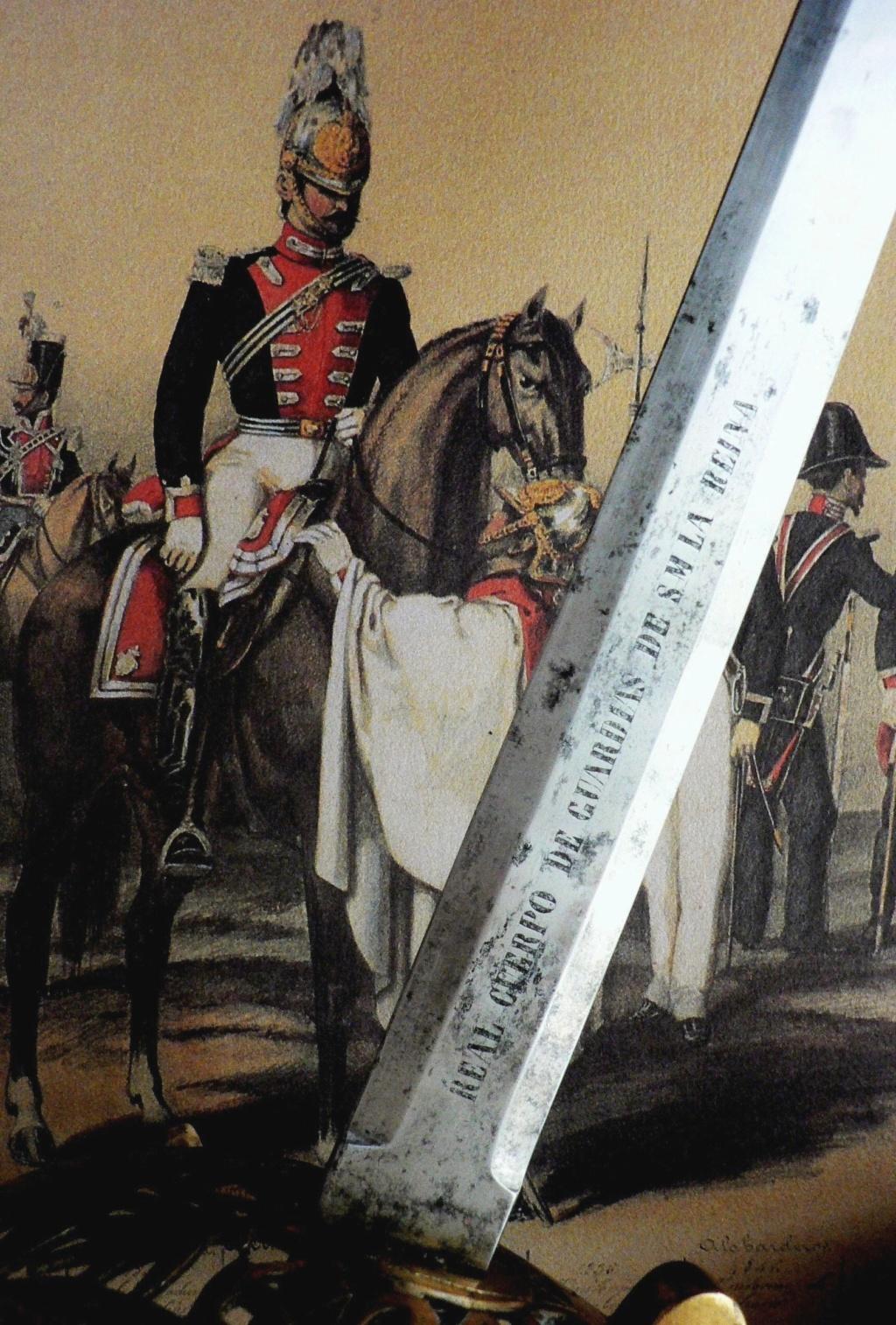sabre/épée espagnol TOLEDO 1852 ? P1190710