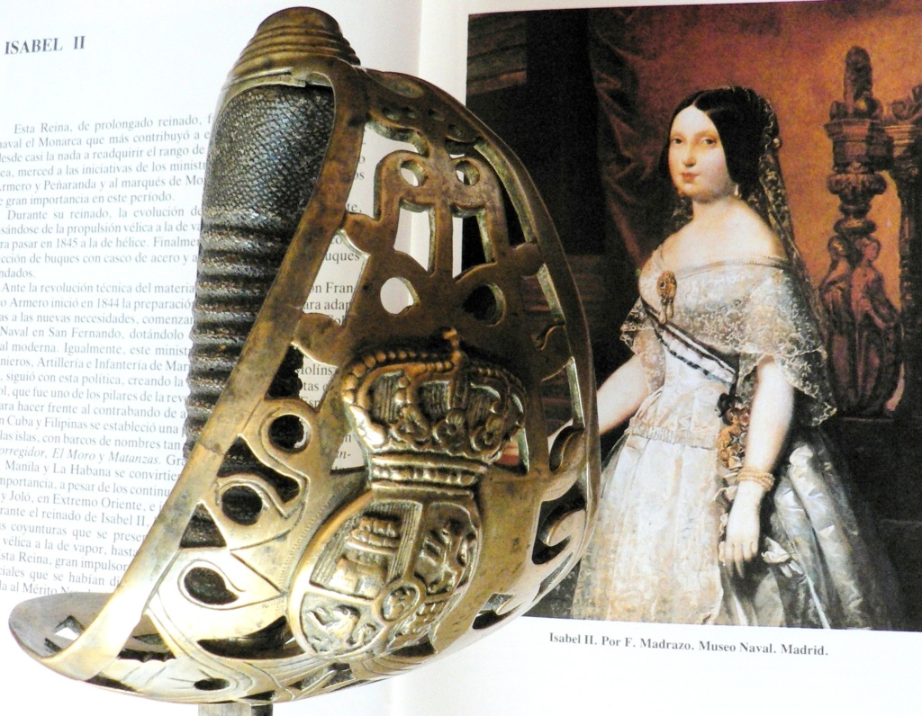 sabre/épée espagnol TOLEDO 1852 ? P1190711