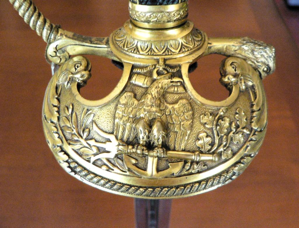 Espagne: épée d'officier de Marine 1814 P1230310