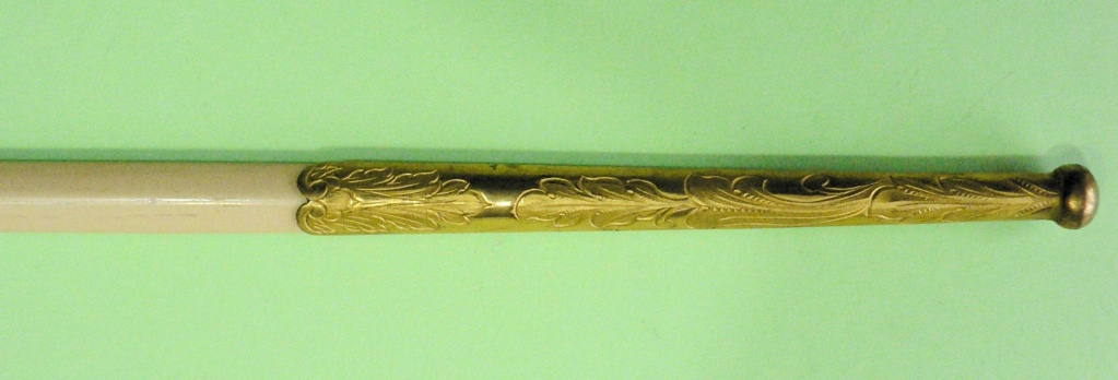 Epée d'officier de Marine. Restauration. P1230425