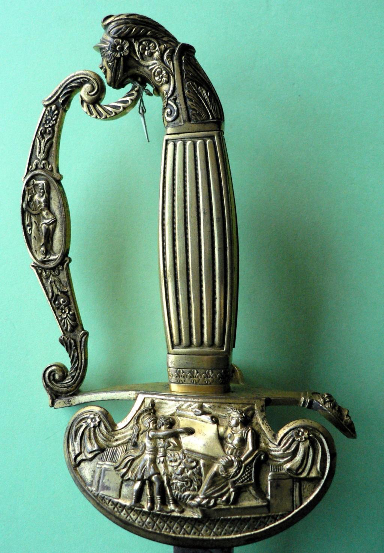 Épée du 19ème siècle P1230438