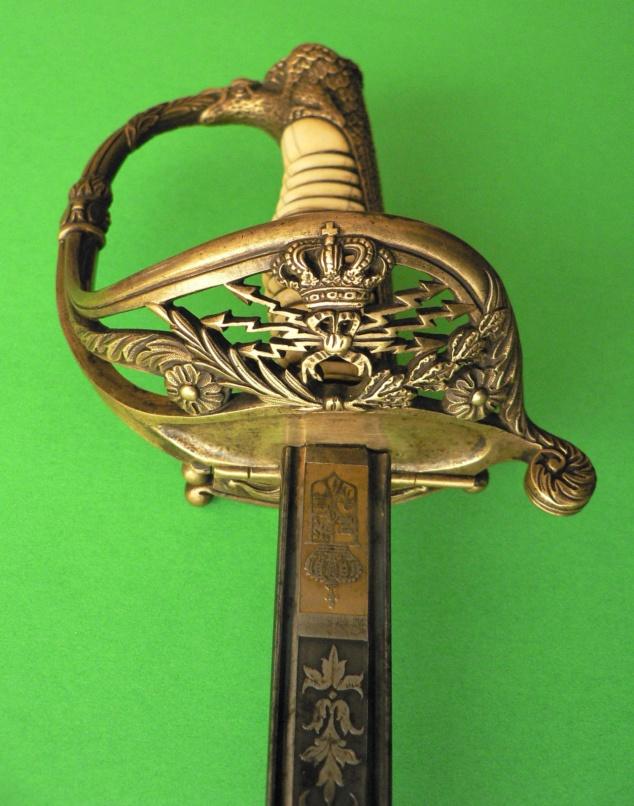 Joli sabre non militaire du 19è siècle P1230525
