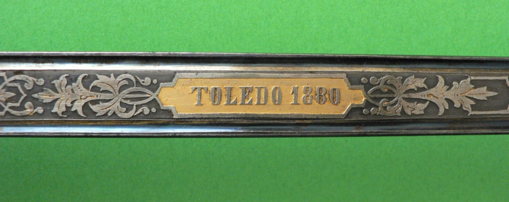 Joli sabre non militaire du 19è siècle P1230529