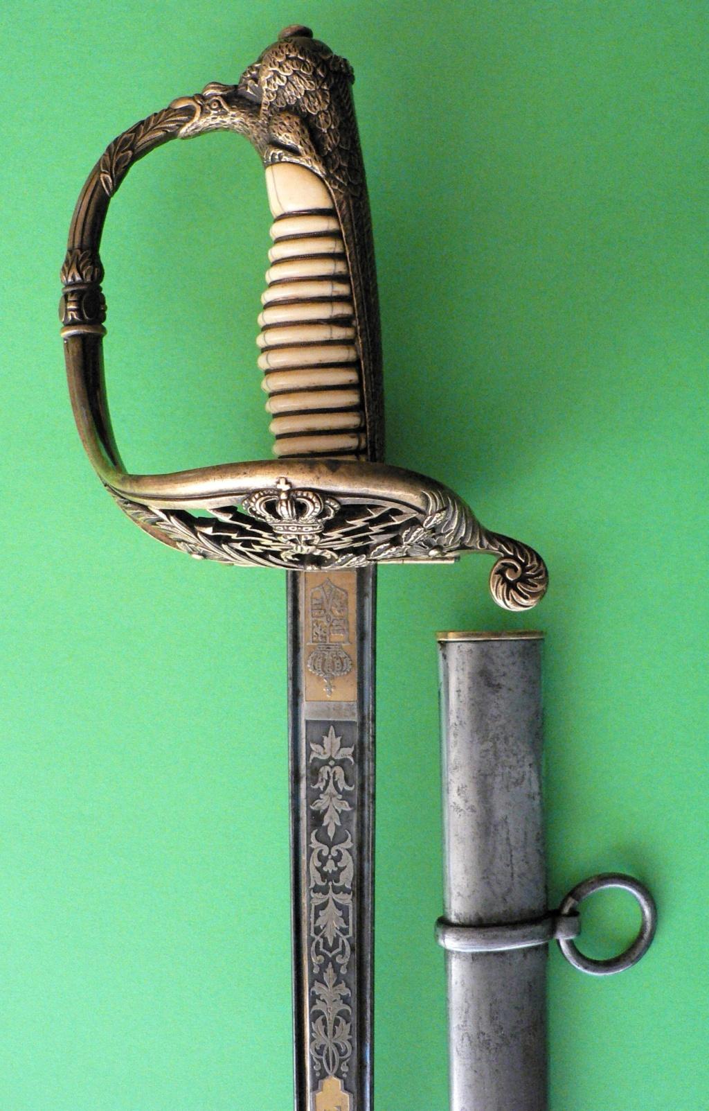 Joli sabre non militaire du 19è siècle P1230530