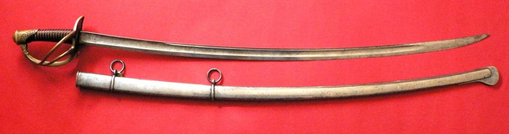 Sabre modèle 1822: DANGY doreur. P1230623
