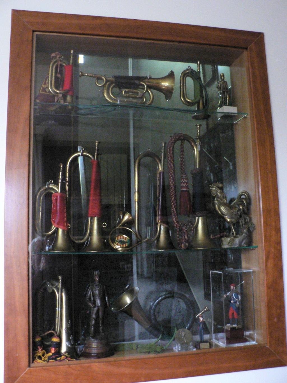 Les clairons militaires d'une collection P1240015