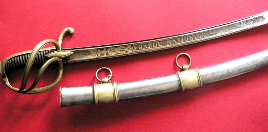 Les sabres d'officier de cavalerie légère à la chasseur - Page 2 P1240121