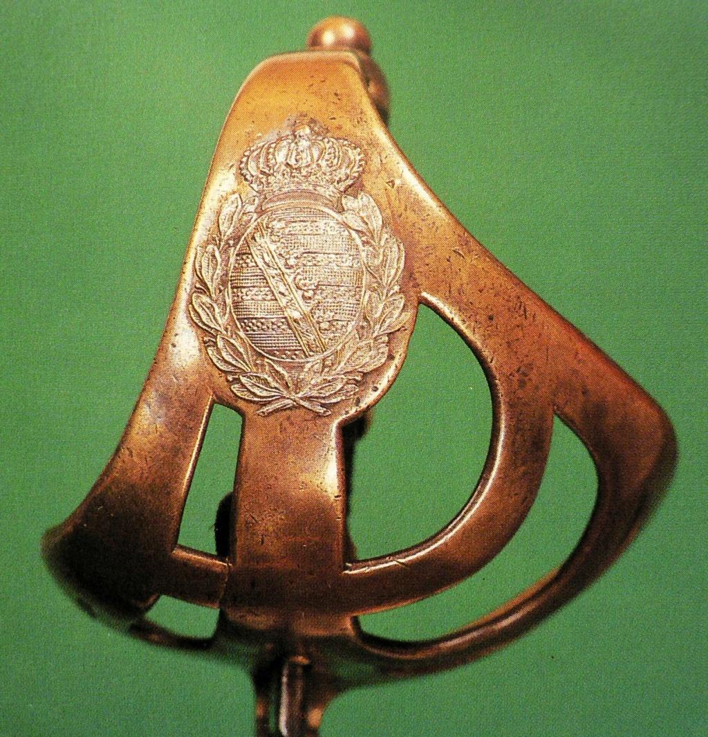 Un sabre et l'emblème manquant P1260011