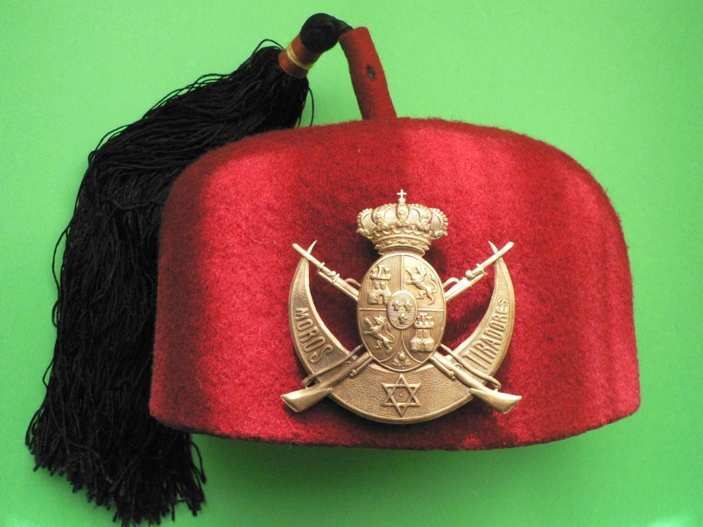 Extraordinaire emblème espagnol: Maroc 1913-14 P1260014