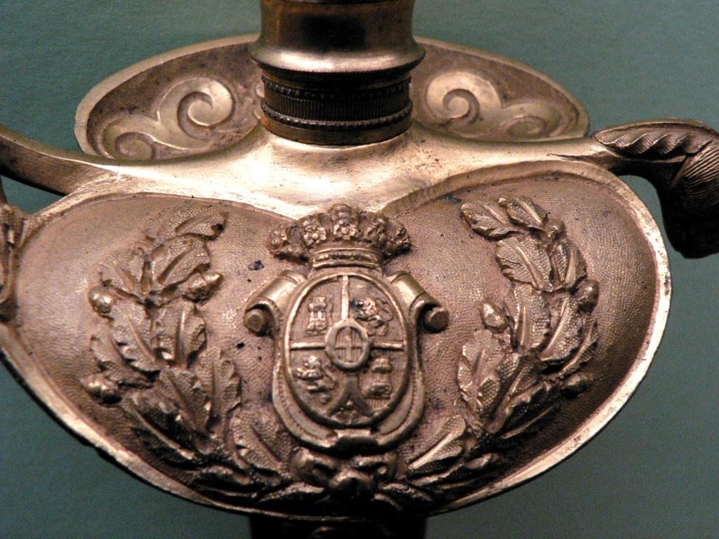 Les armes blanches du royaume de Sardaigne et de Savoie. - Page 3 P1260029
