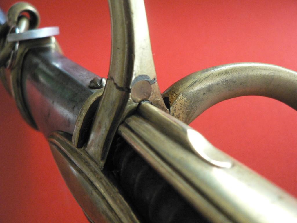 Réparation d'un sabre An XI P1260536