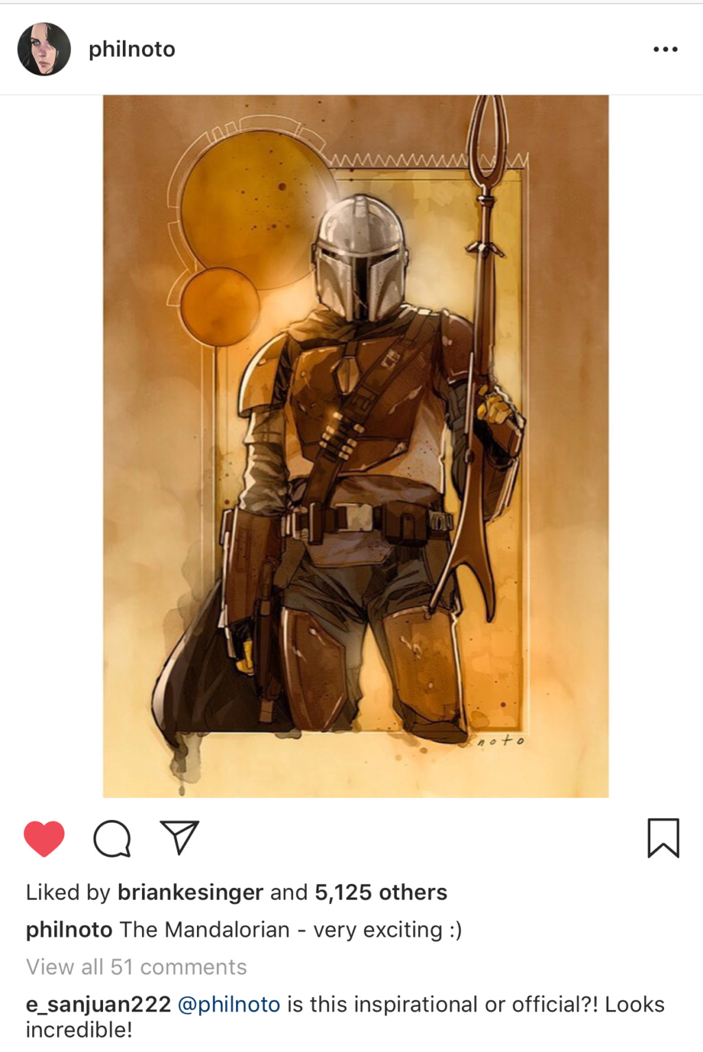 The Mandalorian, Premiere on Disney+ on November 12, 2019 - Page 2 022df610