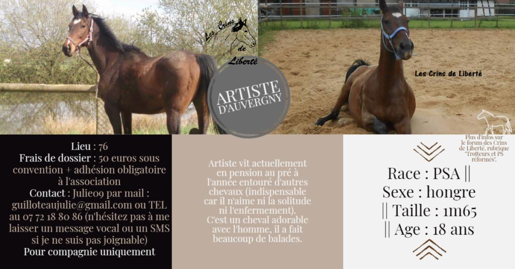 ARTISTE D'AUVERGNY - Réservé par Emilie alias Icara Fiche112