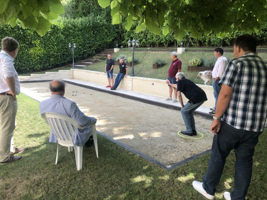 8ème rencontre informelle de l'année 2019 au MB Center de Rueil-Malmaison le samedi 10 août  Img_0240