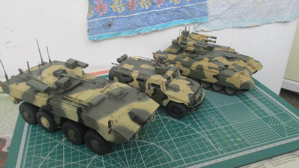 "Боевая машина пехоты ""Бумеранг"" Звезда 1/35 Img_2312"