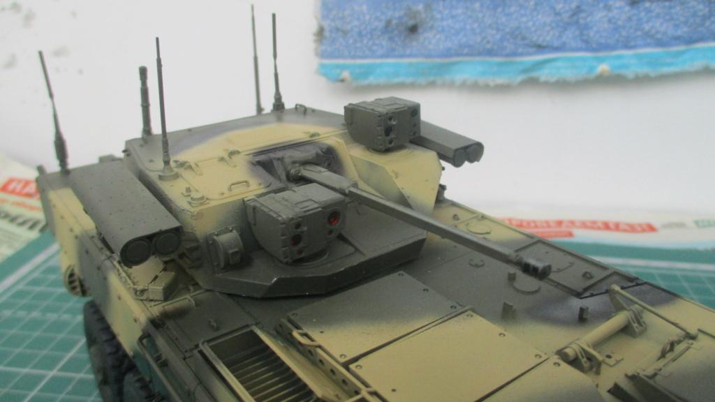 "Боевая машина пехоты ""Бумеранг"" Звезда 1/35 Img_2315"